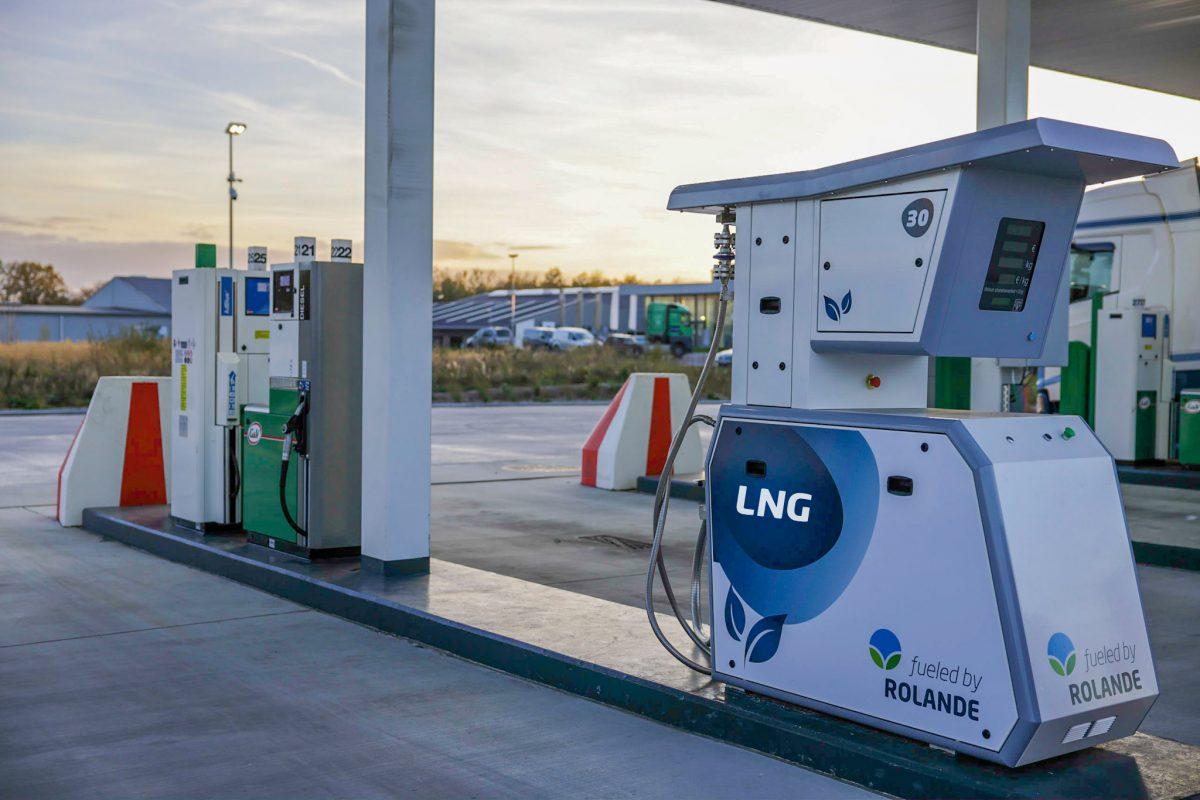 LNG dispenser habay